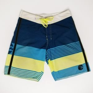 Billabong Platinum X PX:3 Board Shorts Swim Trunks